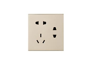 二、二、三极插座
