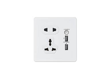 二、三极多功能插座/二、三极多功能带