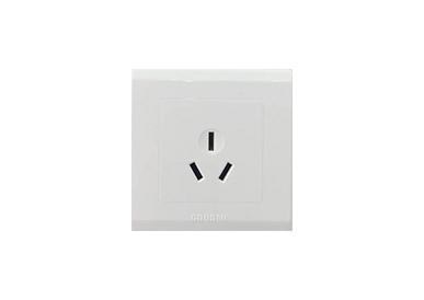 10A三极插座